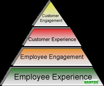 Del employee al customer experience