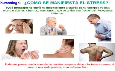 COMO SE MANIFIESTA SU STRESS