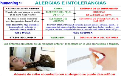 Alergias e Intolerancias