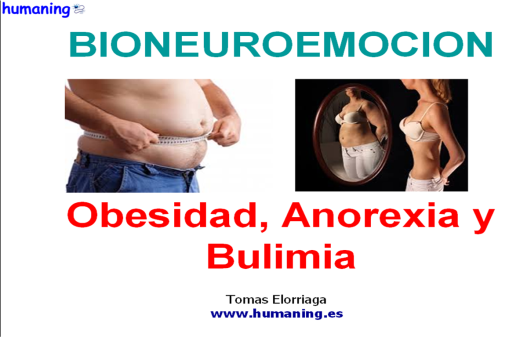 Obesidad anorexia