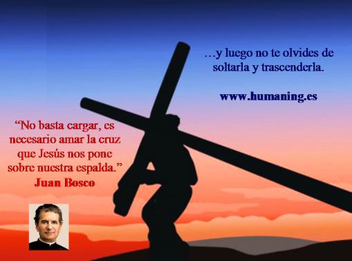 trasciende tu cruz