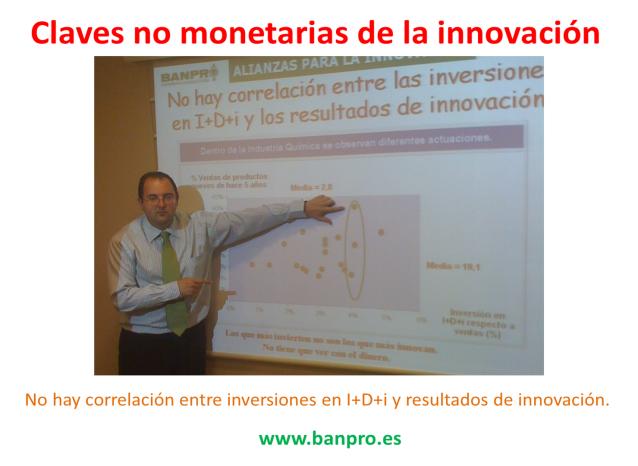 innovacion no monetaria