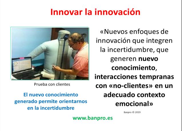 innovacion de la innovación